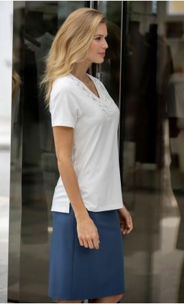 Tee shirt DAVILIA. - DAVILIA