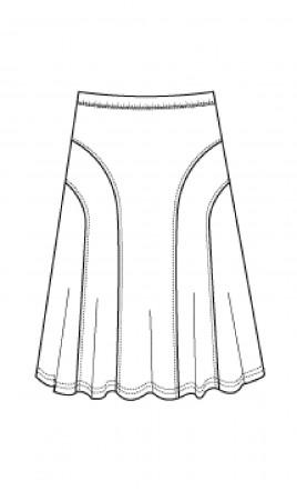 jupe - LEOPARD