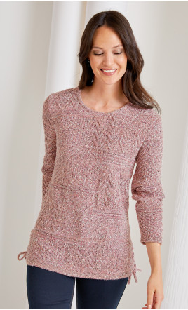 pull-tunique - PARUTION
