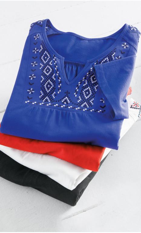 tee-shirt manches 3/4 - CHELDON