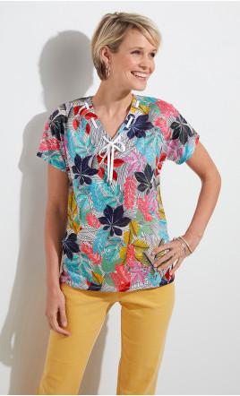 tee-shirt - CARAVELLE