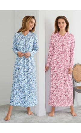 Lot de 2 chemises de nuit - SAFRAN