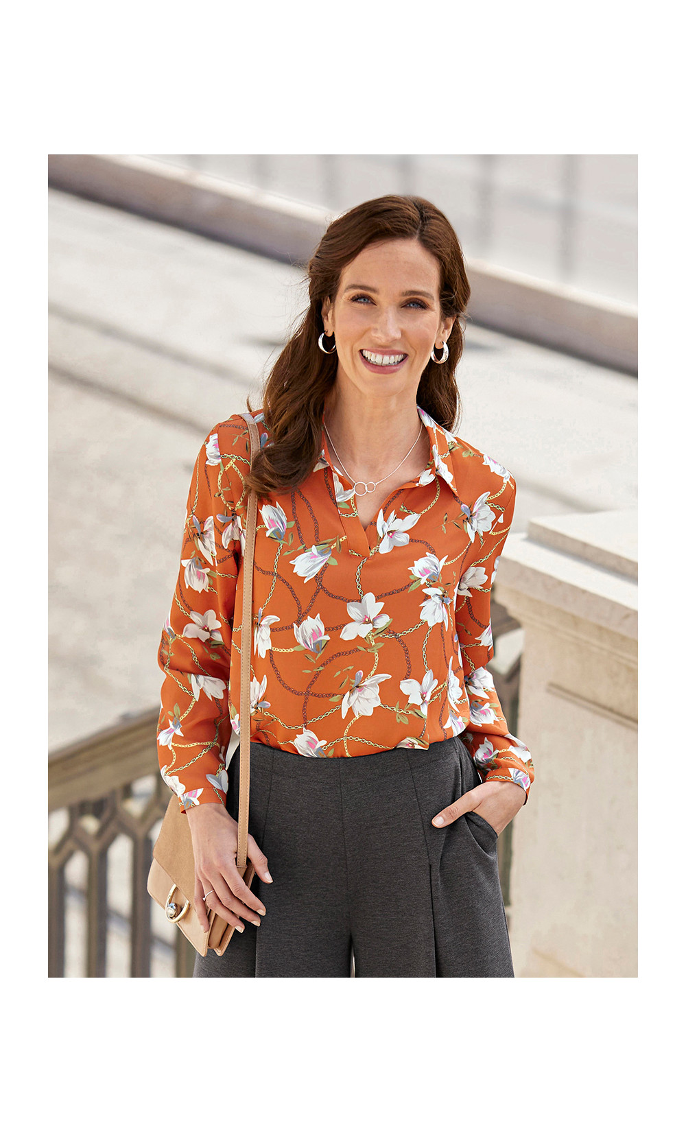 blouse - COLEMBERT
